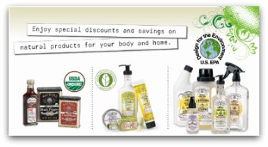 Monthly Specials Shop and Save on Watkins natural products